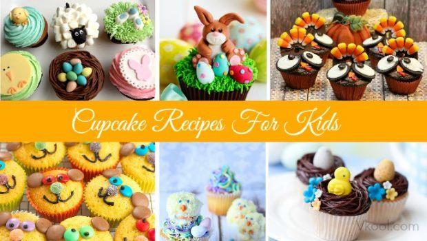29 Easy & Healthy Cupcake Recipes For Kids