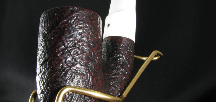 DUNHILL Shell Briar 591