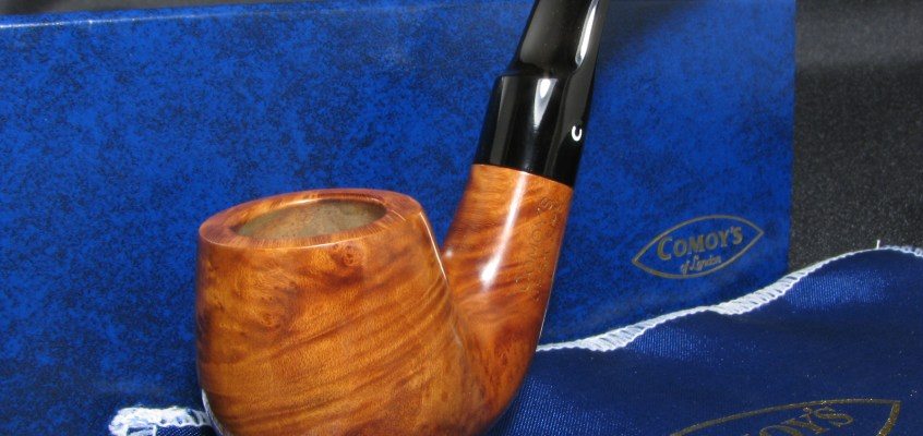 COMOY'S Desk Pipe 160S