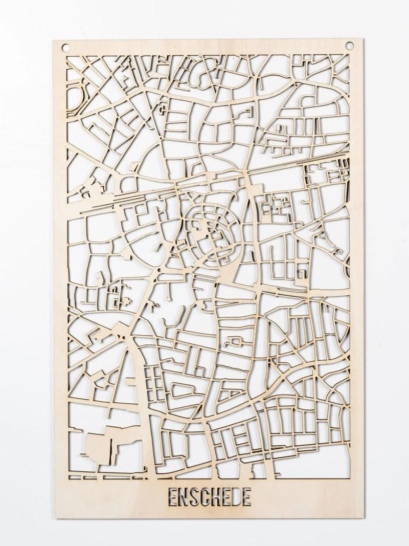 stadskaart