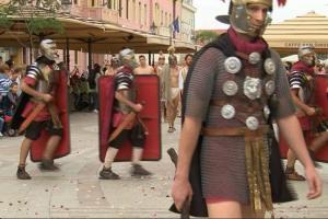 Rimski dani gladijatori
