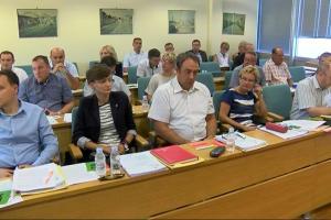 Sjednica Gradskog vijeća Grada Vukovara: burno na aktualnom satu