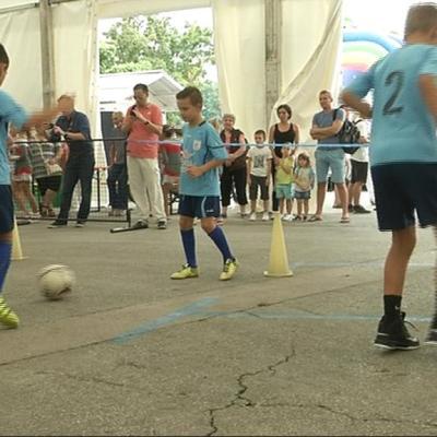 Sajam sporta u Vinkovcima-predstavilo se 16 sportskih klubova