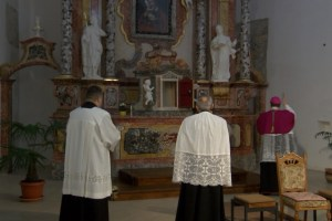 sotin blagoslov oltara