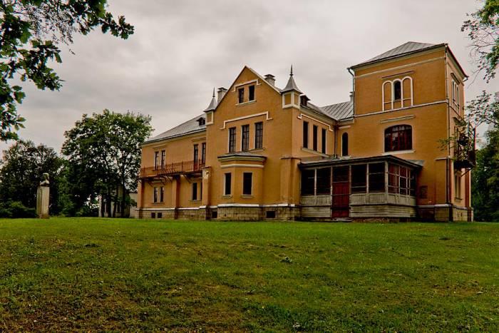 имение Полибино