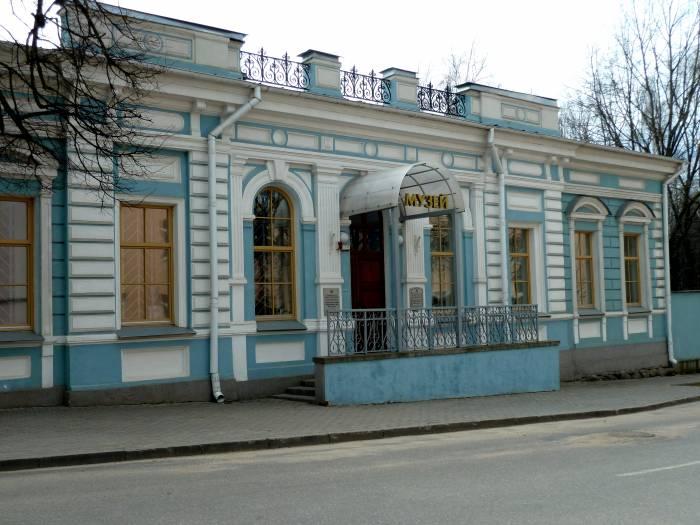 Музей М.Ф. Шмырева