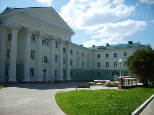 санаторий в Лепеле, витебская область