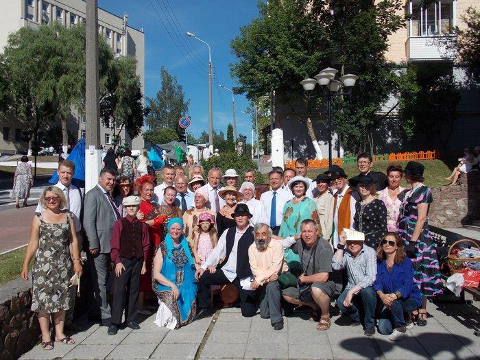 Витебск, Шагал