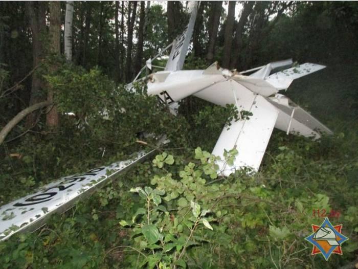 2, 5 года домашней «химии» получил пилот упавшего в Браславском районе гидросамолета