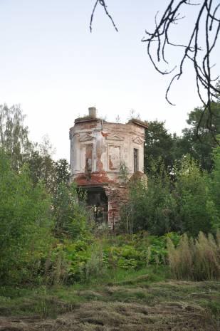 Со всех сторон усадьба была окружена садом. Фото Анастасии Вереск