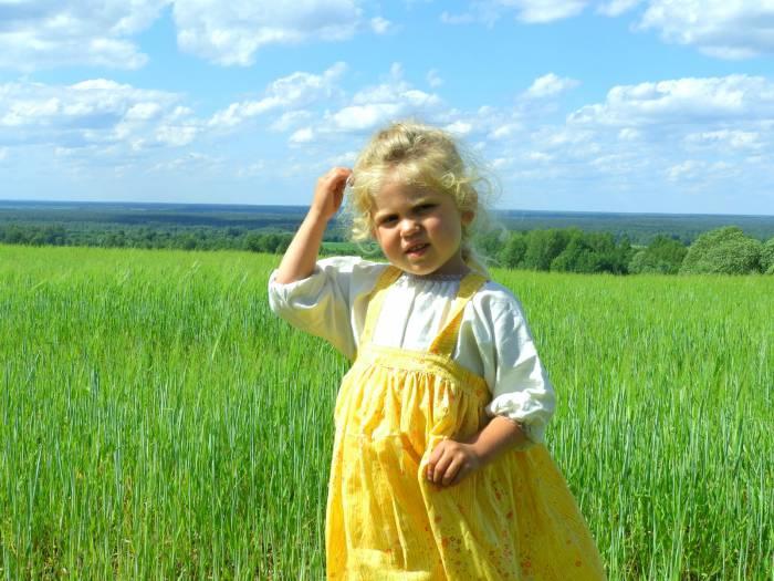 Какие имена дают девочкам в Витебской области?