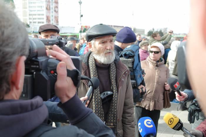 Христофор Желяпов. Фото Анастасии Вереск