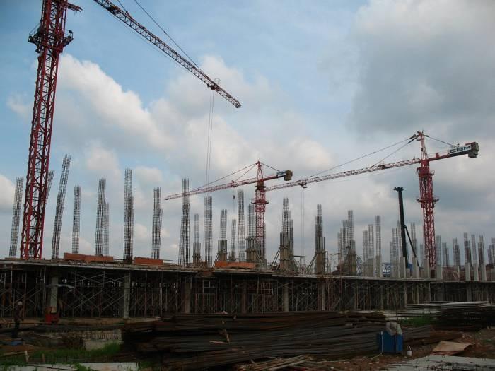 Витебские строители в Польше работают на монолитном строительстве. Фото pixabay.com
