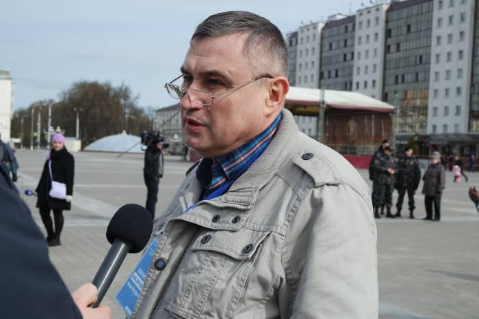 УВД и очки. Как витебский правозащитник доказал некомпетентность сотрудников райотдела милиции