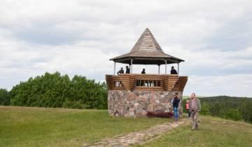 Браслав гора маяк