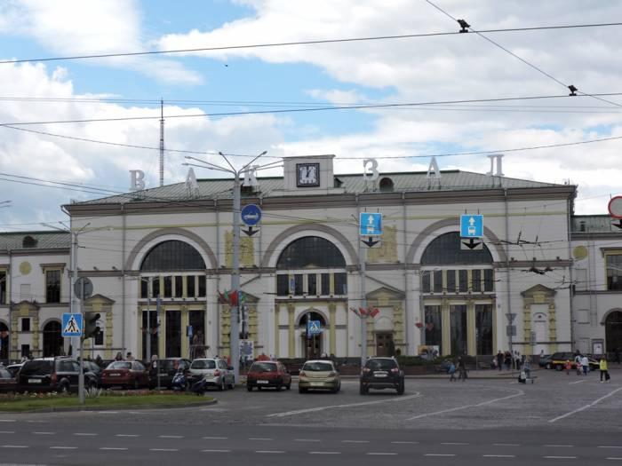 витебск, экскурсия, трамвай