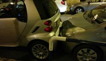 парковка италия