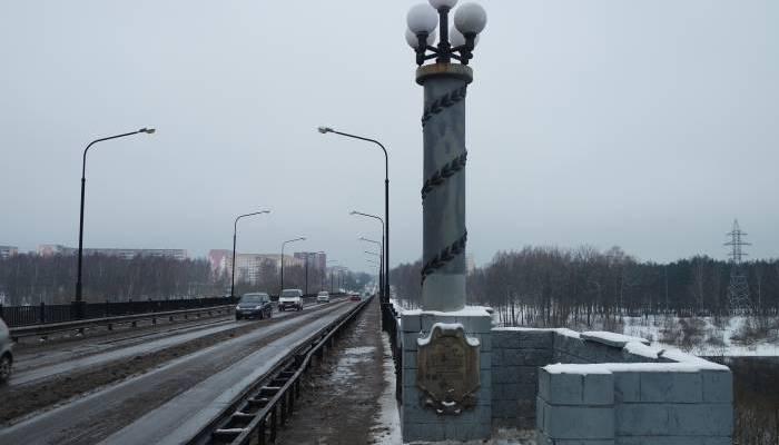 мост Новополоцк