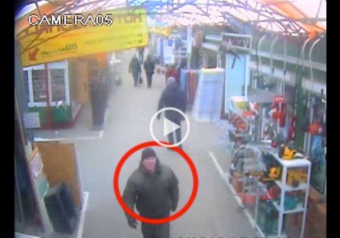 В Витебске на стройрынке украли большую сумму денег
