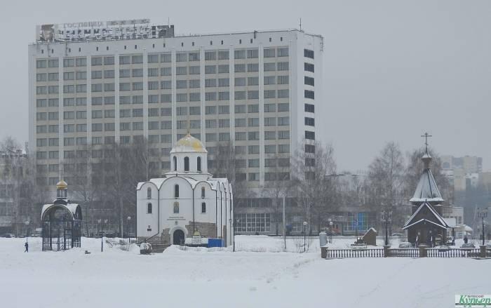 4 очень интересных факта про площадь Тысячелетия в Витебске. Какой бы она могла быть
