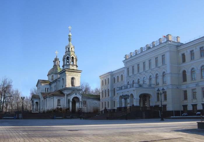 Церковь Святого Духа.