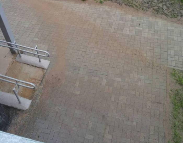 «И это все по проекту!» В Витебске жители новостройки по улице Смоленской возмущены условиями, которых им придется жить
