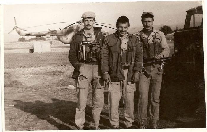 «Афганский сидром» десантников из 103-й гвардейской витебской воздушно-десантной дивизии
