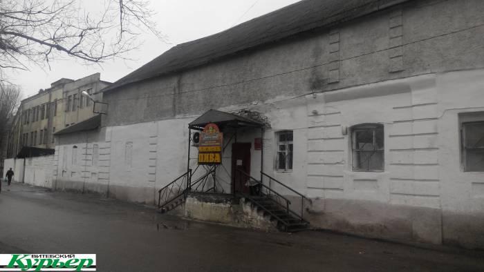 Где в Витебске есть магазин пива, которому уже почти 100 лет