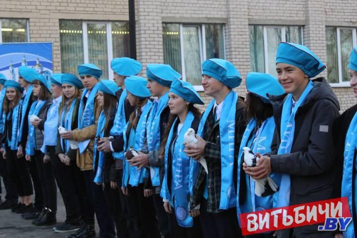 На базе СШ №28 в Витебске открыли школу мира. Что это такое и для чего