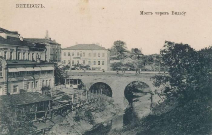 Как в Витебске ходили трамваи по мосту через Витьбу. Эксклюзивные фото и история, про которую прочитаете только у нас