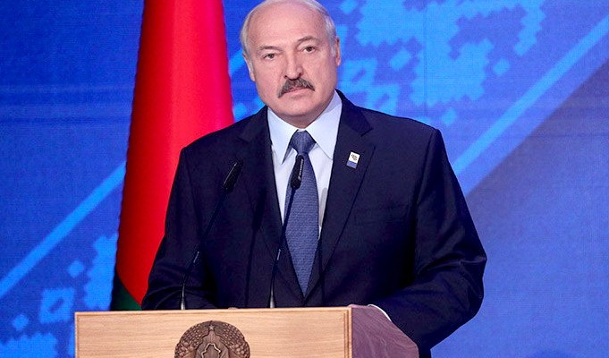 Президент Александр Лукашенко.