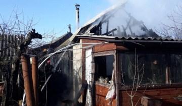 в Витебской области сгорело 4 бани