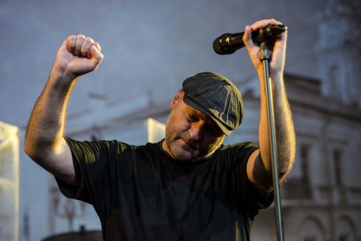 Концерт «J:МОРС» в Витебске состоялся!