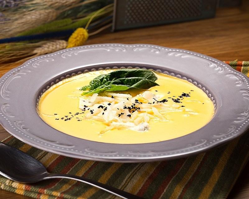 простые рецепты сырных супов