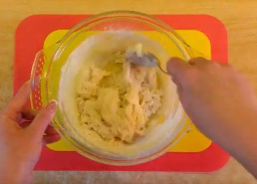 Как приготовить песочное печенье на растительном масле
