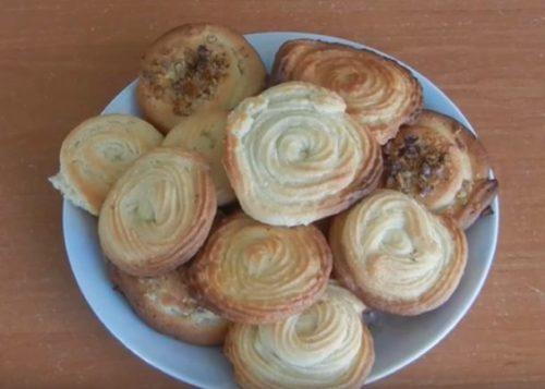 Рецепт простого песочного печенья на майонезе
