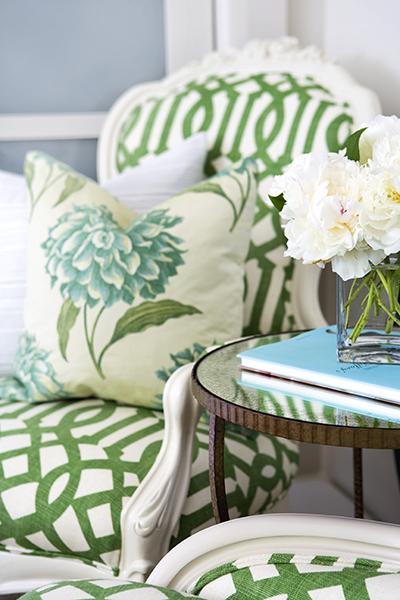 Great green fabrics
