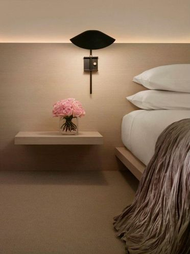 Bedlight wallsconce by Serge Mouille via Cabbage Rose