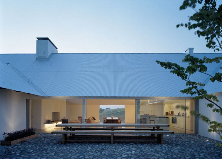 Architect John Pawson via Desire to Inspire