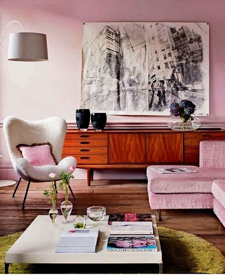 color of the month pink
