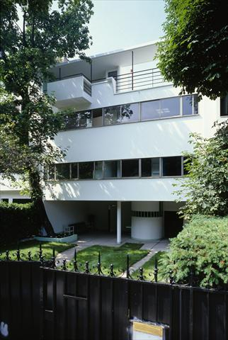 Maison Cook, designed in 1926