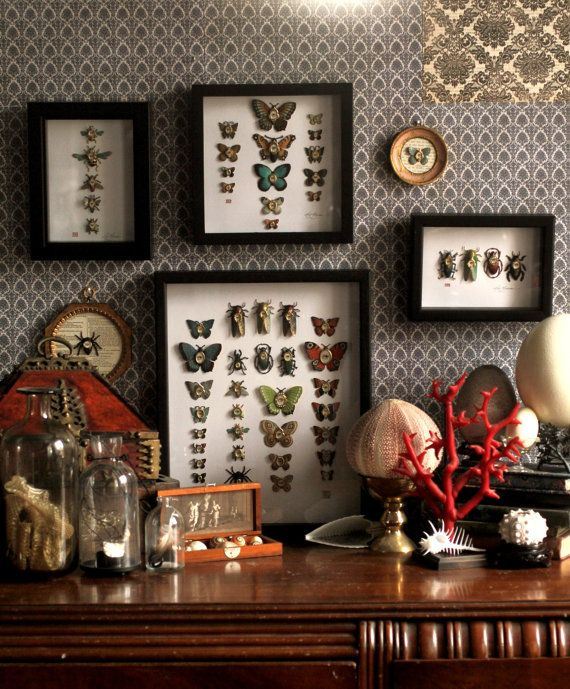 Moth Eye Flies collection - via Etsy