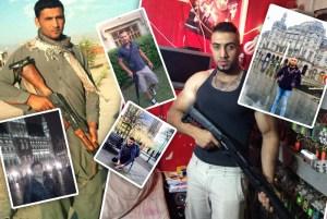 'Vreedzame' 'vluchtelingen' blijken gewapende jihadisten