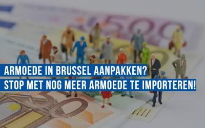 90% van de leefloners in Brussel van vreemde afkomst