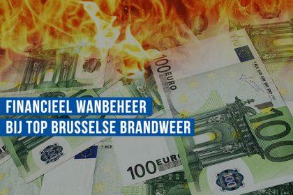 Gesjoemel bij Brusselse brandweer : Vlaams Belang vraagt overdracht dossier aan dienst voor corruptiebestrijding