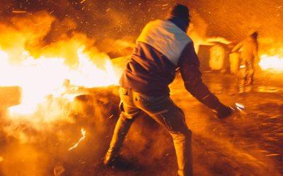 Amper 48 uur na rellen in Brussel amokmakers vrijuit