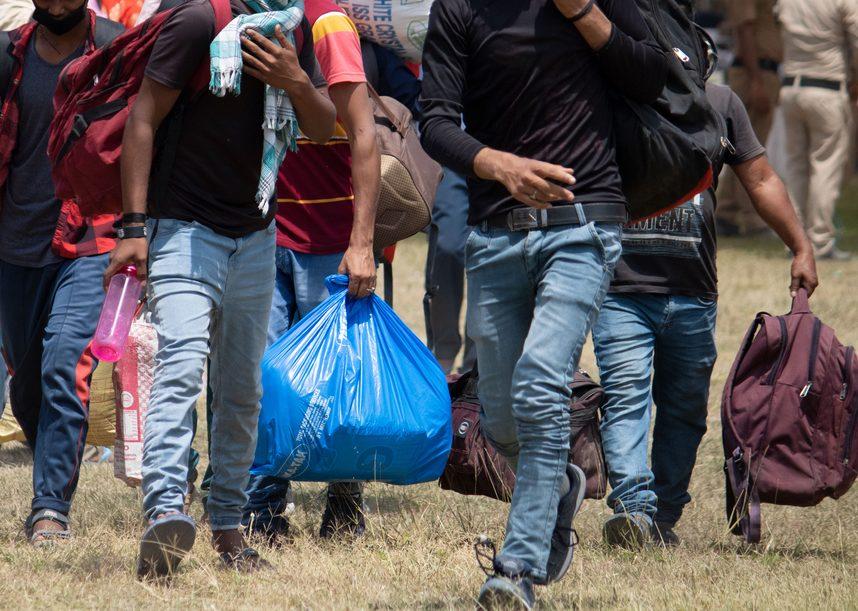 """""""Duizenden asielzoekers waarvoor andere EU-landen verantwoordelijk zijn"""""""