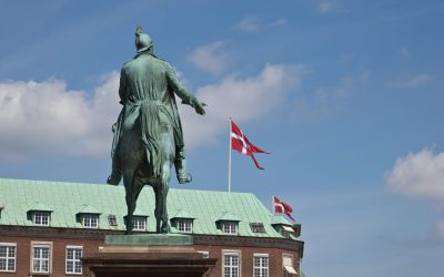 """Denemarken gidsland in Europa"""