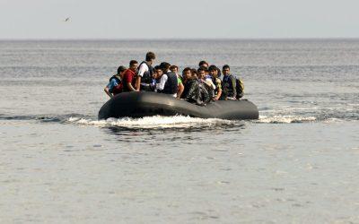 """12.000 migranten in Lampedusa: """"Paradigmashift in migratiebeleid nodig"""""""