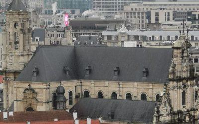 """Hongerstakers in Brussel: """"Chantage mag niet lonen"""""""